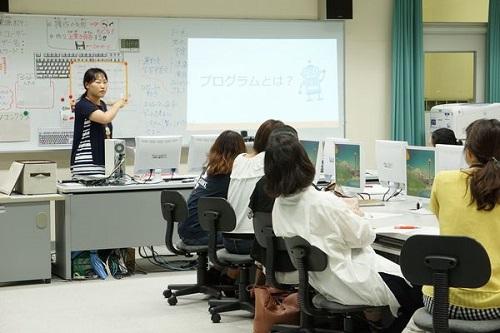 プログラミング教育導入研修